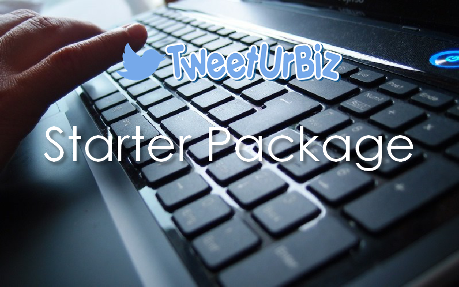 Starter Package - TweetUrBiz
